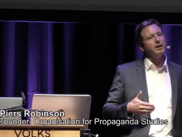 Piers Robinson - The Genesis of The 9/11 'War on Terror': How Much Does Mainstream Academia Really Know?