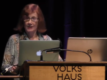 Barbara Honegger - Pentagon Presentation